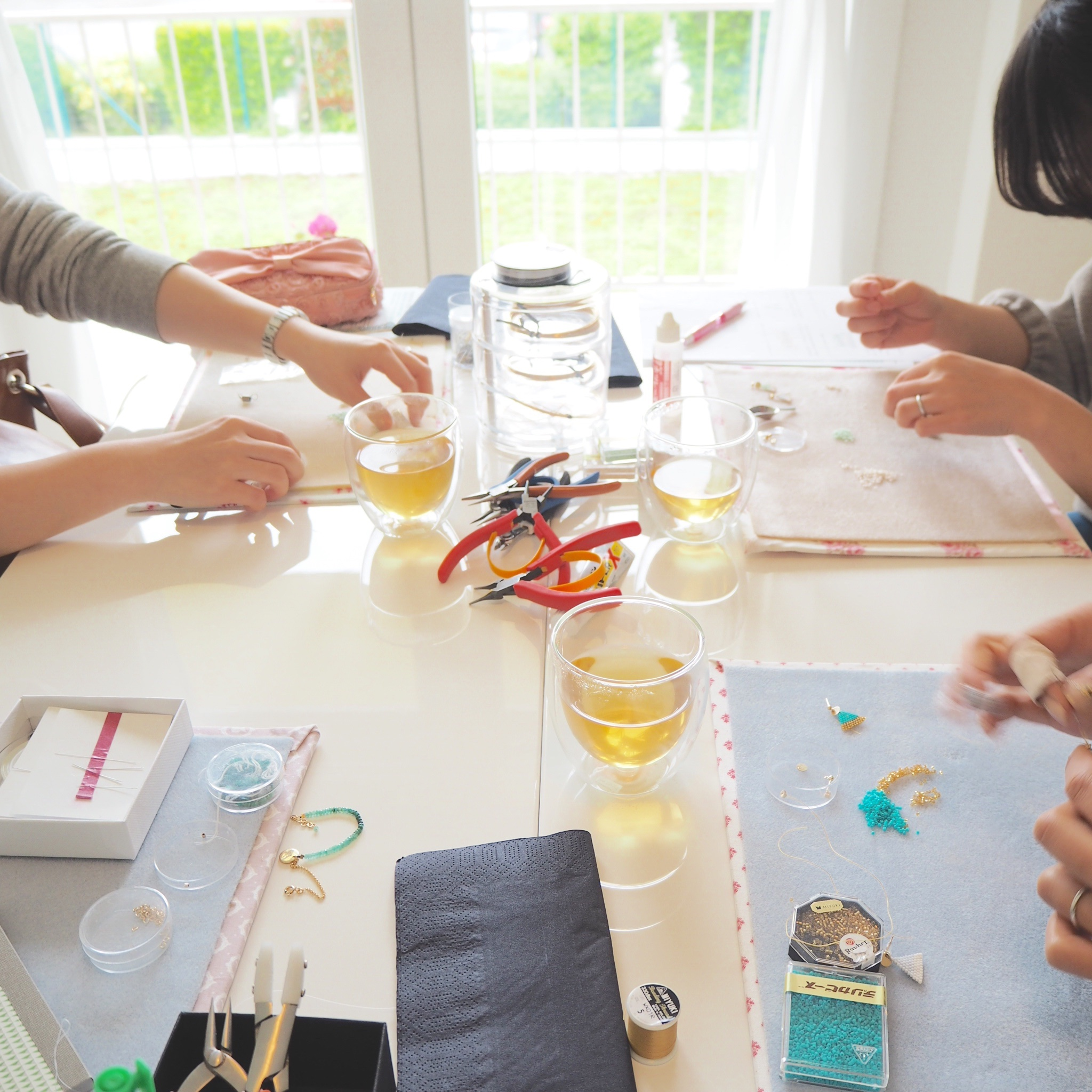 Jewelry Making Workshop